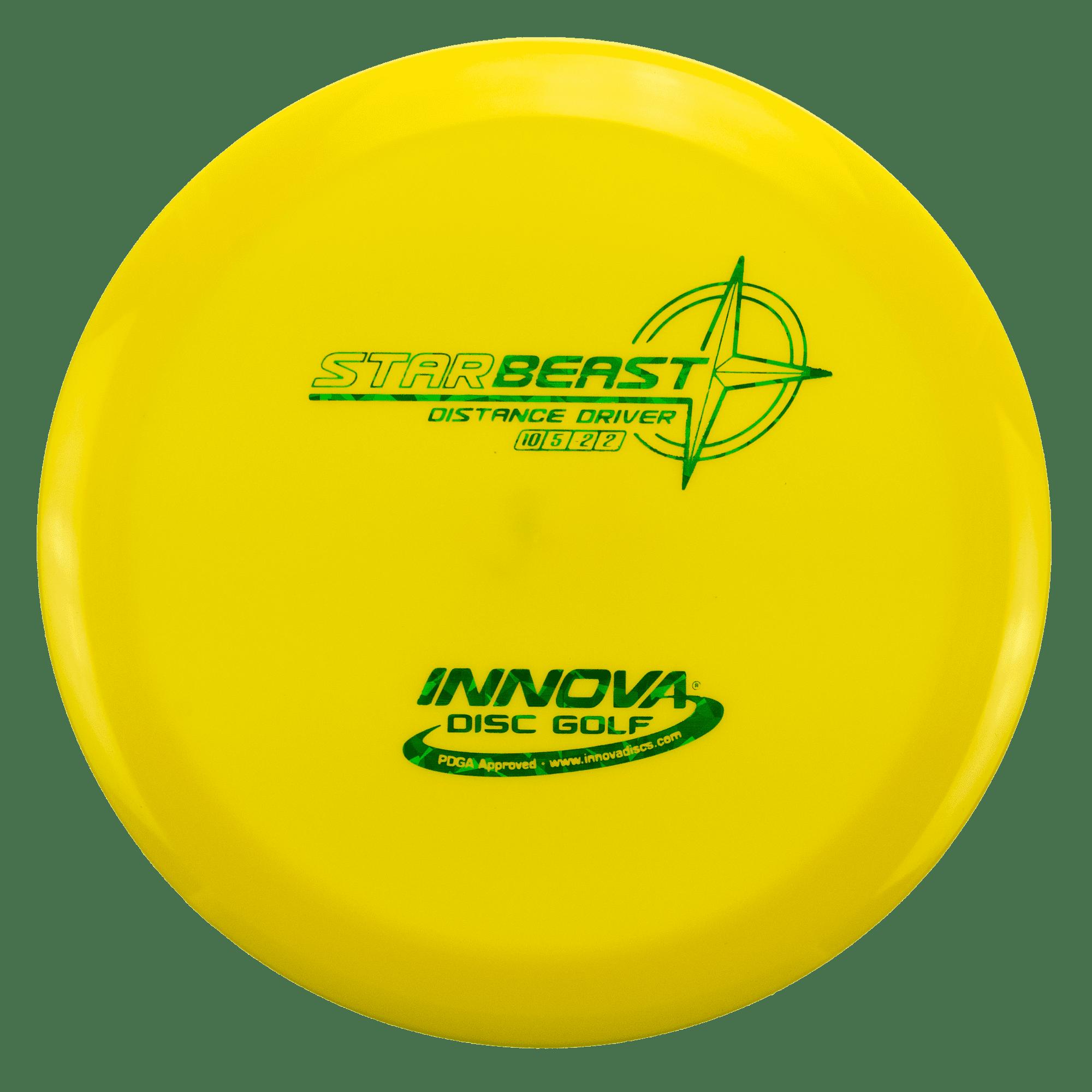 Innova Discs - Star Beast Disc Golf Driver - Walmart.com ...