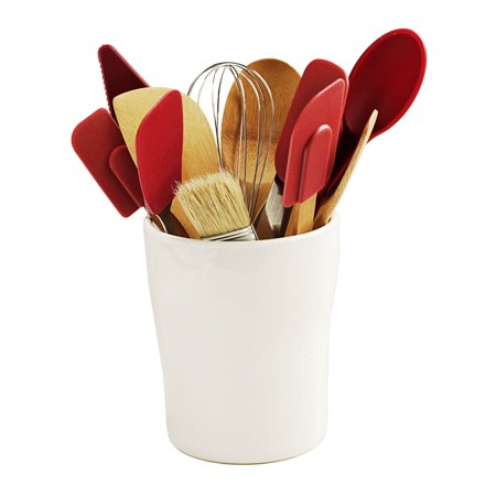 Betty Crocker 13 Piece Baking Tool Set with Ceramic Crock ()