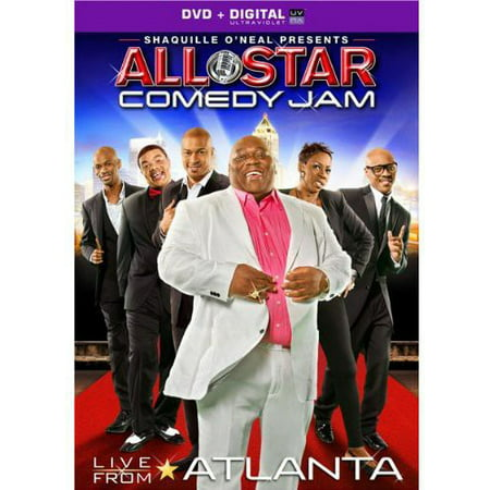 Shaquille O Neal Presents All Star Comedy Jam  Live From Atlanta