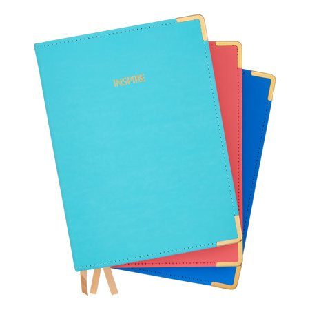 Antique Leather Journals - Class Act Dream On 100-Sheet Leather Bound Journal (8 x 6
