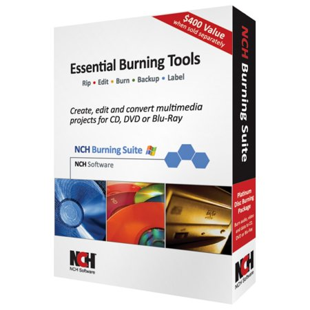 Nch Software Essential Burning Tools   Cd Dvd Authoring   Pc   English  Spanish