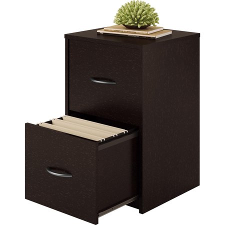 File Cabinet 3 Finishes (Ameriwood Home Core 2 Drawer File Cabinet, Multiple)