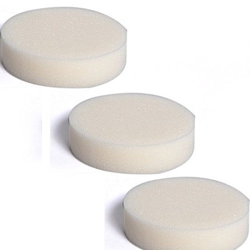 3 Pcs//Set Vacuum Cleaner Filter Replacement Foam Sponge Filters for Hoover Linx