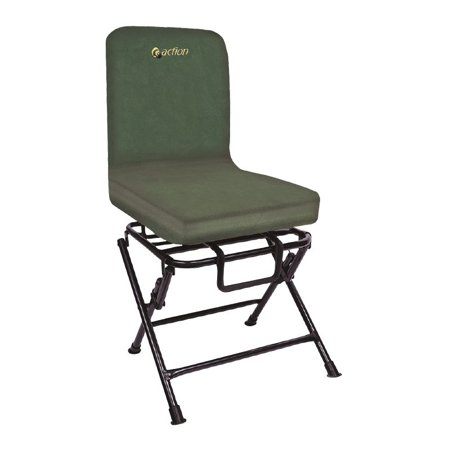 Action 360° Swivel Chair or Seat Roto seat Green