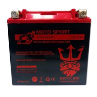 Kawasaki KVF750-A, B Brute Force 750 4x4, 2005-2017 YTX14-BS(MF) SLA Powersport Replacement ATV Battery by Neptune