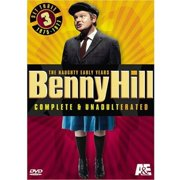 Benny Hill: Complete & Unadulterated Set 1 1 by