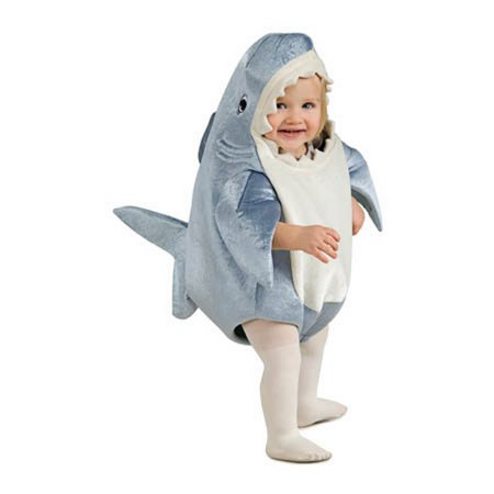 Shark Toddler Costume - Cute Shark Costume
