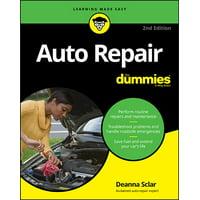 Auto Repair for Dummies (Paperback)
