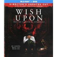Wish Upon (Blu-ray + DVD)