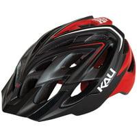 Kali Protectives Chakra Plus Helmet Sonic/Matte Red, Xs/S