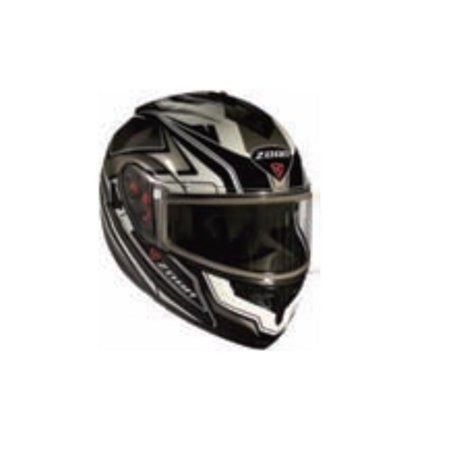 Zoan Optimus Eclipse Graphics Snow Helmet with Electric Shield
