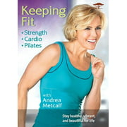 Keeping Fit: Strength Cardio Pilates (DVD)