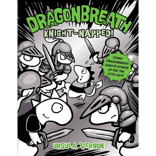 Dragonbreath: Knight-Napped!