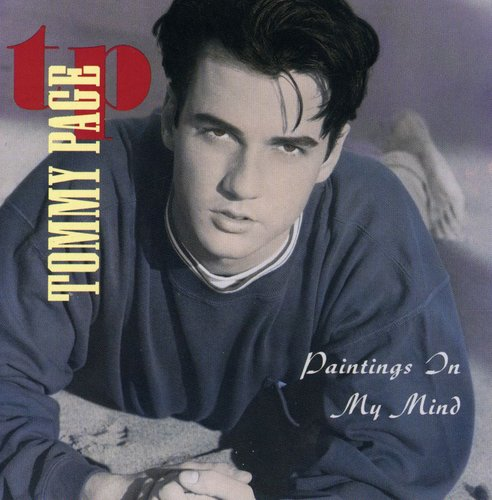 Tommy Page - Paintings in My Mind [CD]