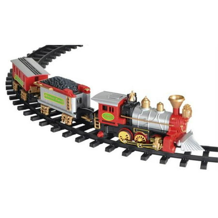Christmas Tree Electric Train Set (20 Pieces) ()