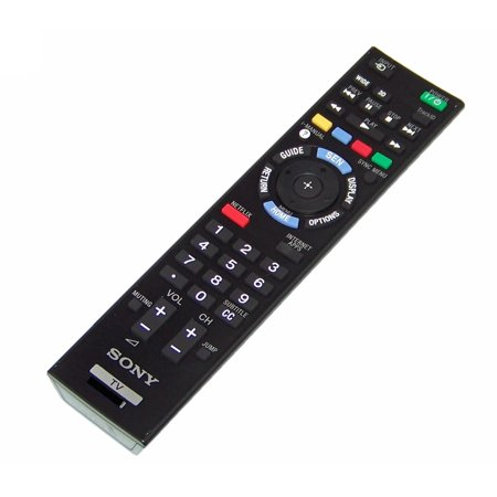 OEM Sony Remote Control Originally Shipped With: KDL55HX750, KDL-55HX750, KDL46HX751, KDL-46HX751