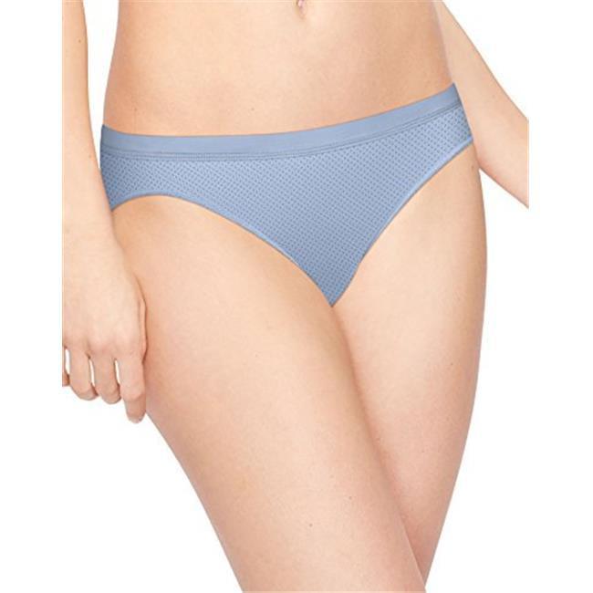Hanes Womens Ultra Light Bikini Panties 6 Pack Pick SZ//Color.