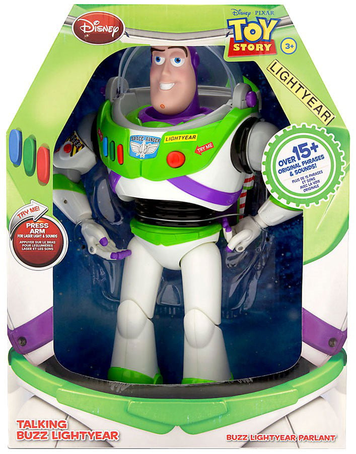 Toy Story Buzz Lightyear Action Figure [Talking] by