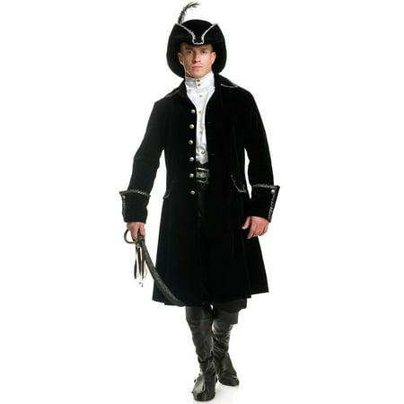 Men's Distinguished Pirate Jacket - Jacket Wholesale