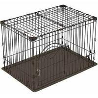 IRIS Medium Wire Dog Cage