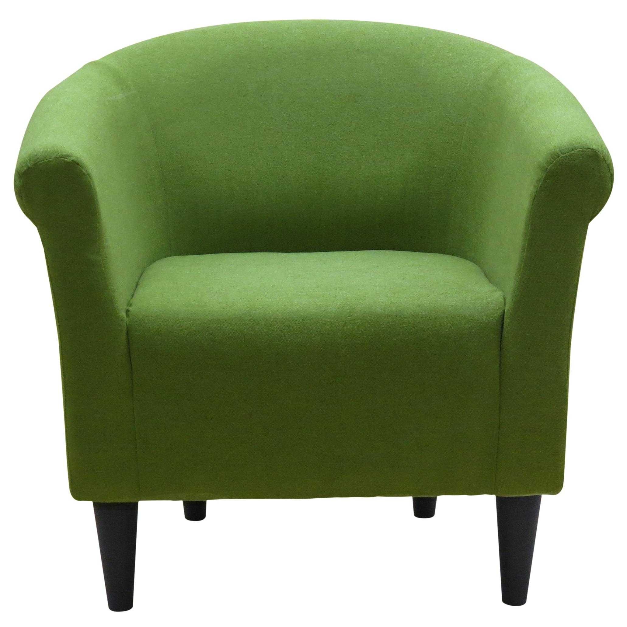 Newport Club Chair - Fern Green