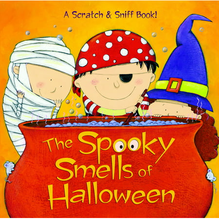 The Spooky Smells of Halloween - Spooky Halloween Crafts Preschool