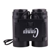 Hottest Kid Children's Magnification Toy Binocular Telescope With Neck Tie Strap Binoculars Outdoor Science And Education black