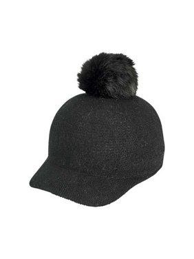 737c87c9072dc Product Image Women s San Diego Hat Company Molded Knit Cap with Pom KNH3610