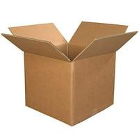 Kraft 643 Aviditi Corrugated Box 6 L x 4 W x 3 H Pack of 25