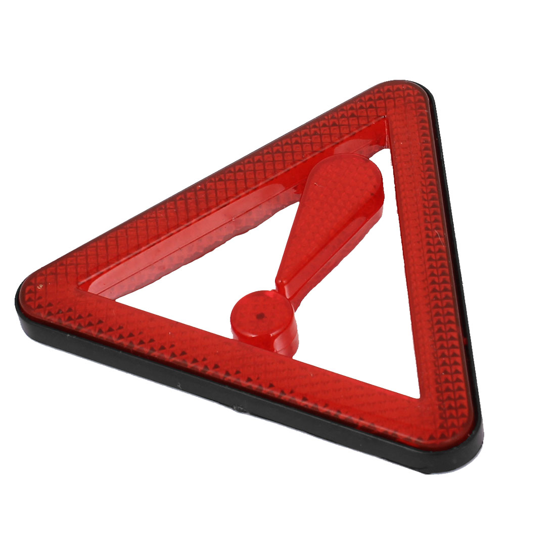 Roadside Car Breakdown Reflective Emergency Safety Warning Triangle Sign Marker