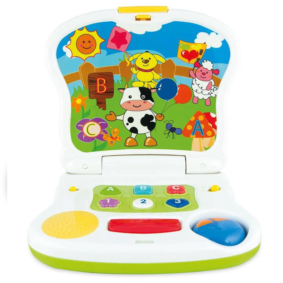 Laptop Junior, Cow