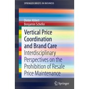 Vertical Price Coordination and Brand Care - eBook
