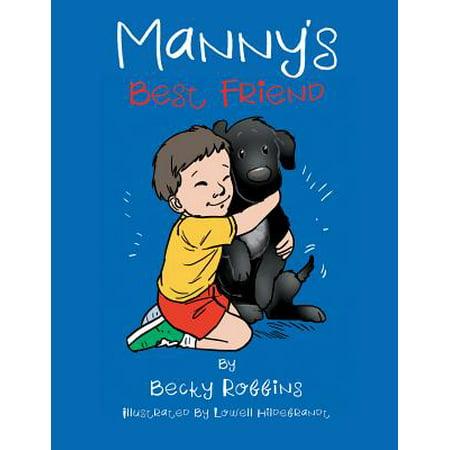 Manny's Best Friend - eBook - Mantis Pet