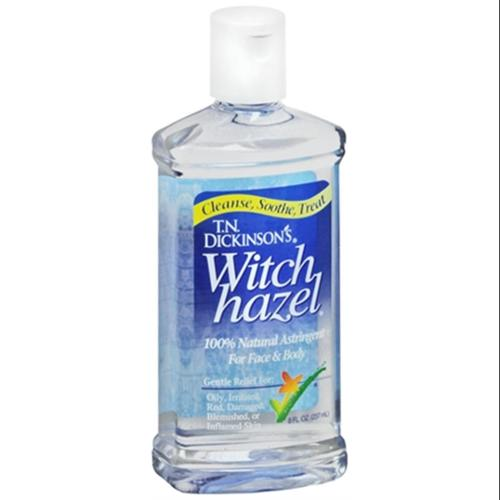 Dickinson's Witch Hazel All Natural Astringent 8 oz (Pack of 6)