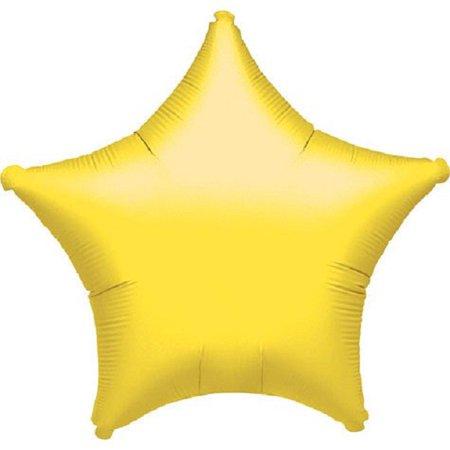 Star Shape Foil Mylar 19