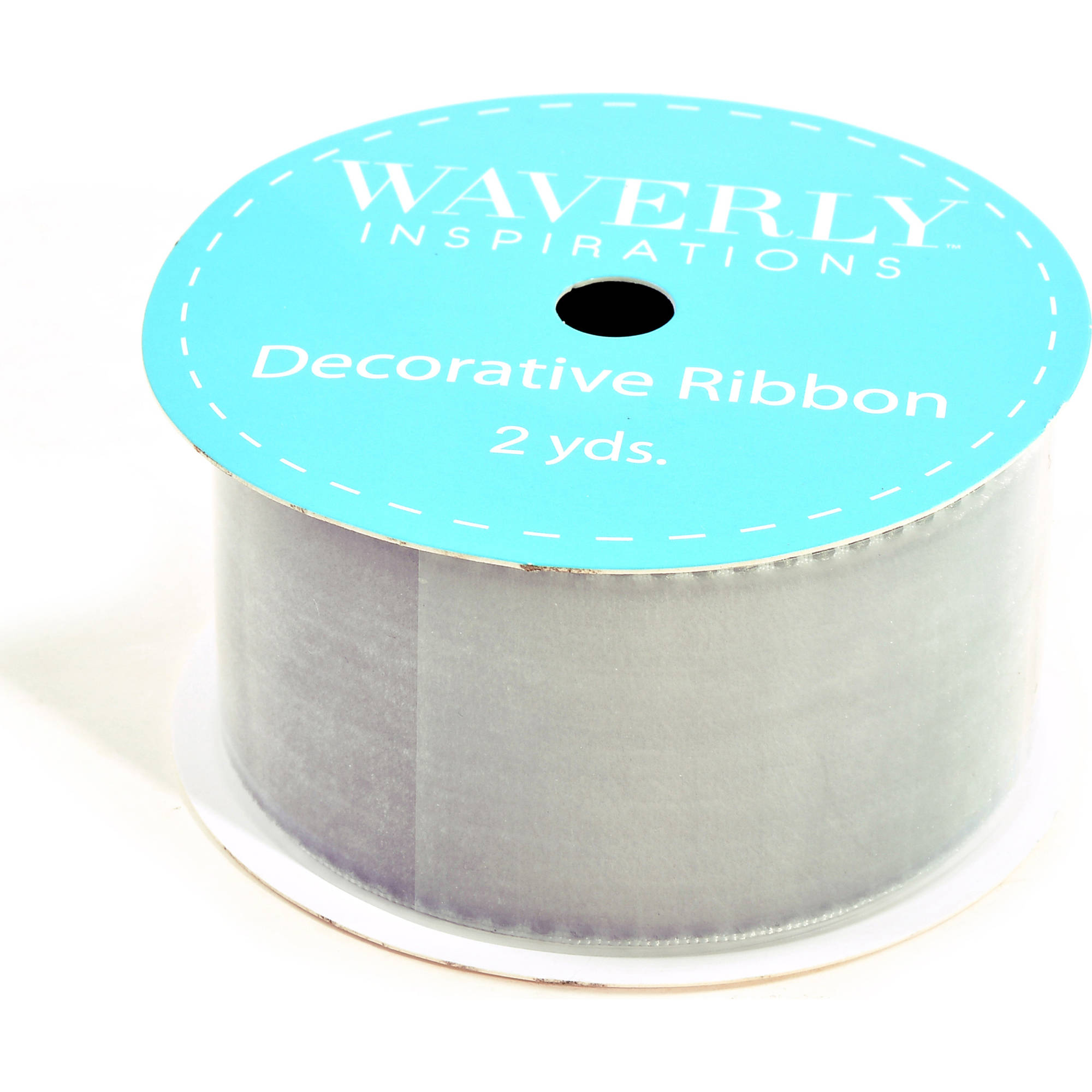 "Waverly Ribbon 1-1/2"" Solid Ribbon, 2-Pack, Available in Multiple Colors"
