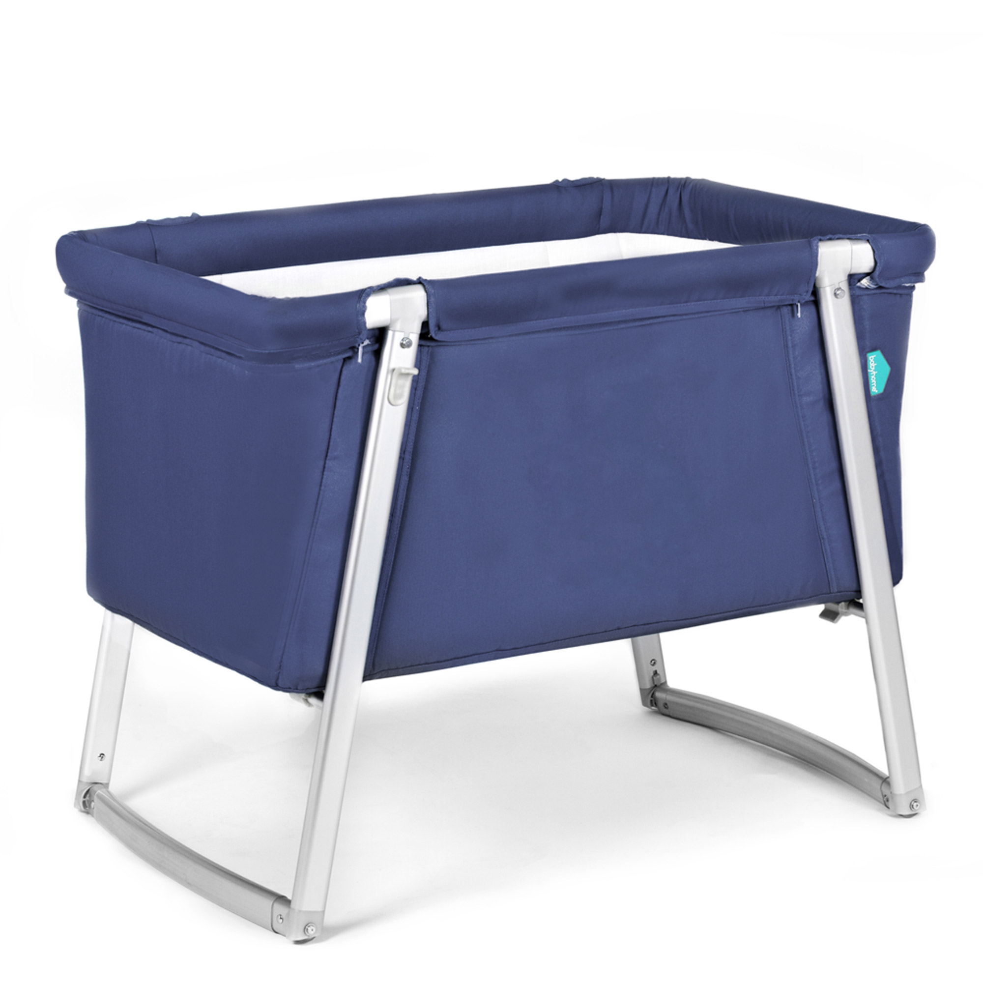 Babyhome Dream Cot Navy
