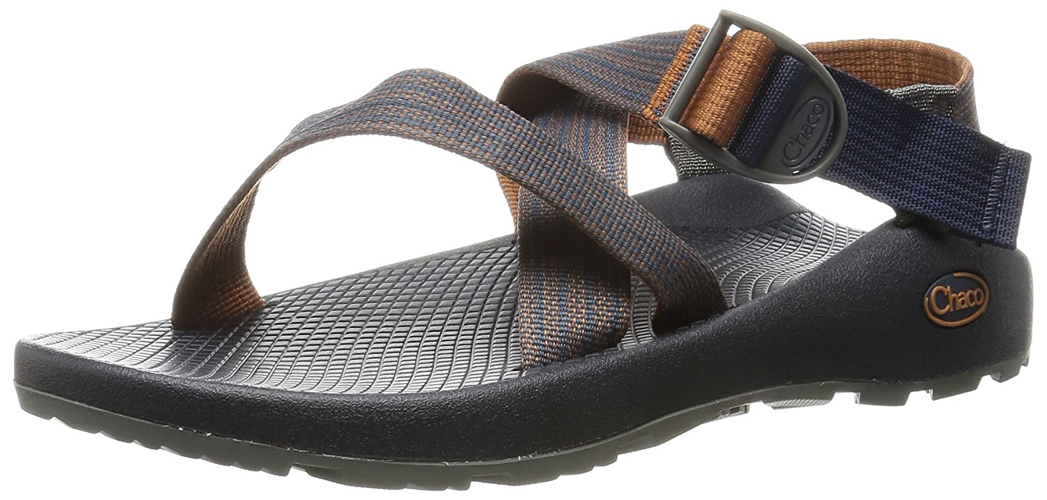 Chaco Men's Z1 Classic Sport Sandal, Stitch Cafe, 14 M US by Chaco