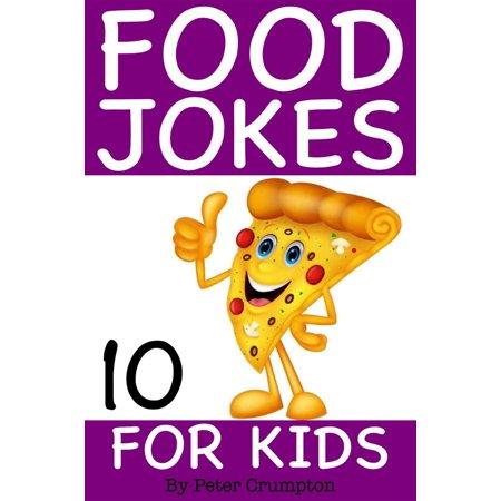 Food Halloween Jokes (Food Jokes For Kids 10 -)