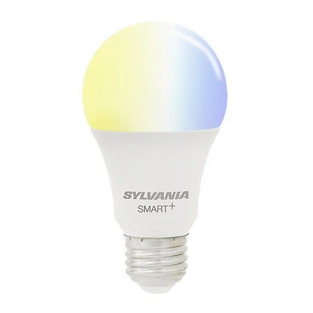 Sylvania SMART+ A19 Smart Light Bulb, 60W Tunable White LED, 1-Pack