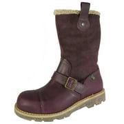 El Naturalista Womens N806 Taiga Mid Calf Boot Shoe
