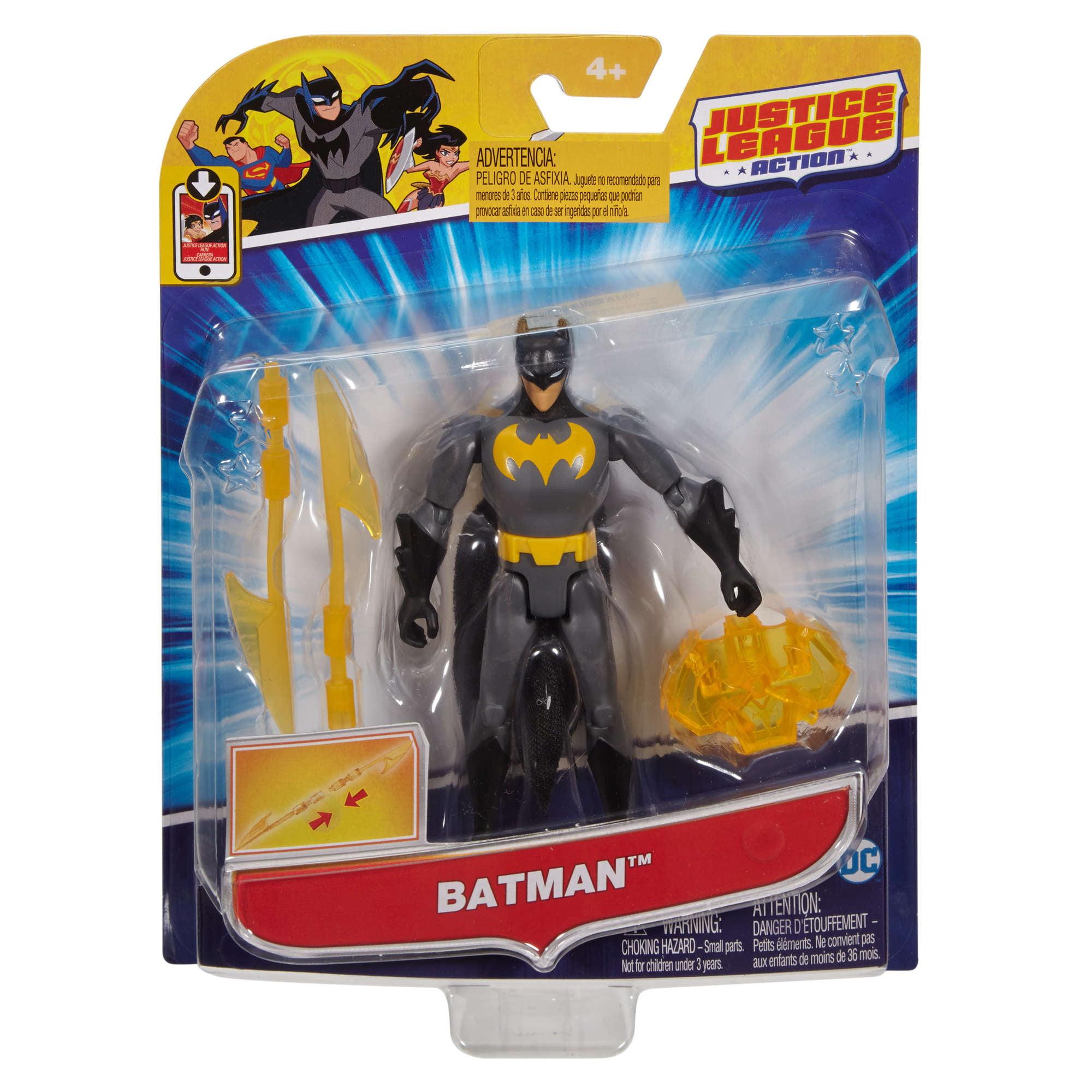 Justice League Action Stealth Mission Batman Figure