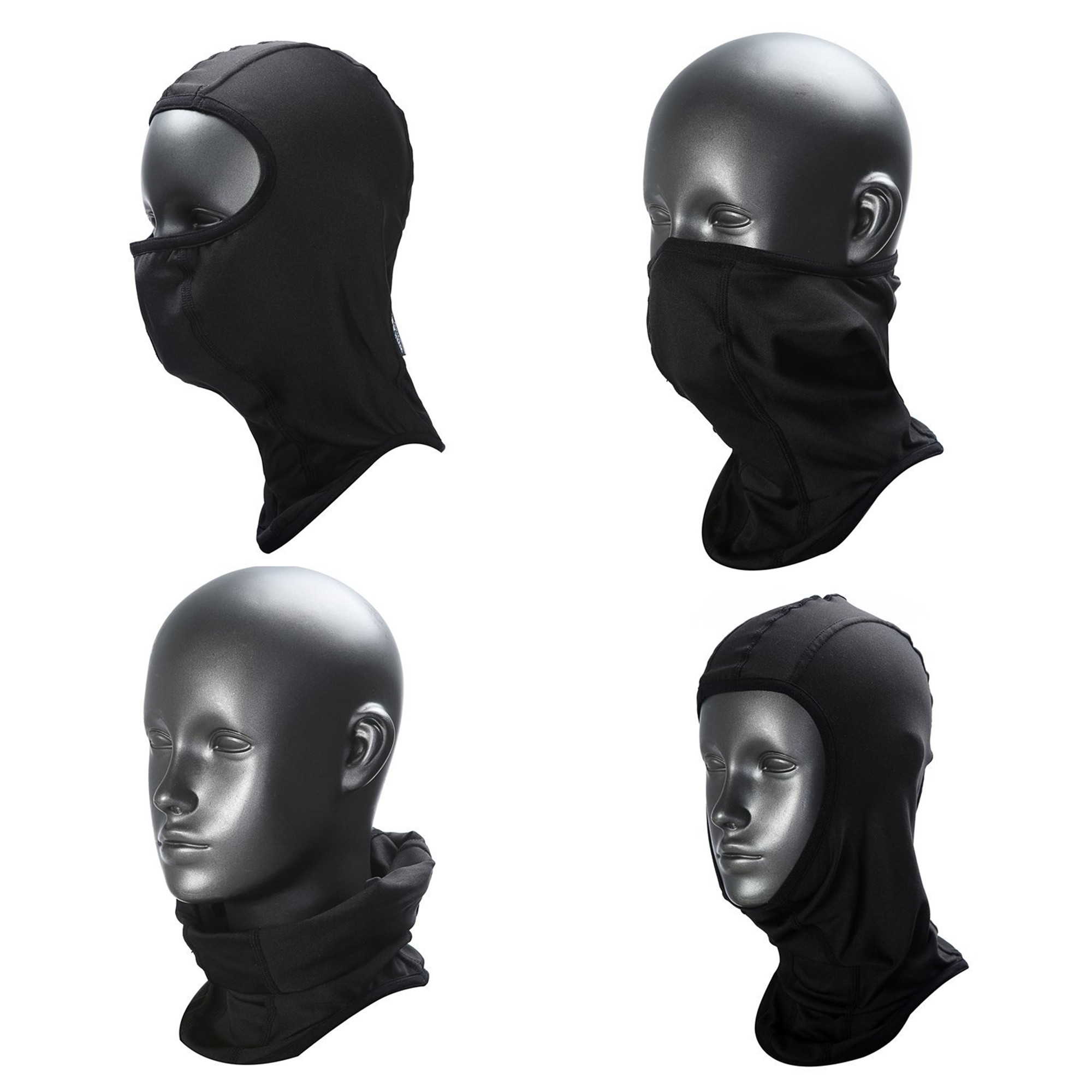 Ski Face Mask Motorcycle Neck Warmer Ultimate Thermal Outdoors Super Comfy Hypoallergenic