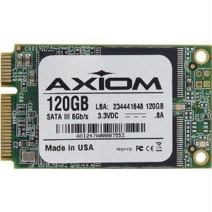 Axiom Memory Solution,lc Axiom 120gb Signature Iii Ssd - Msata Mo-300 - 6gbps Sata-iii - Async Mlc