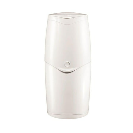Playtex Diaper Genie Essentials Diaper Pail, Plus Refill