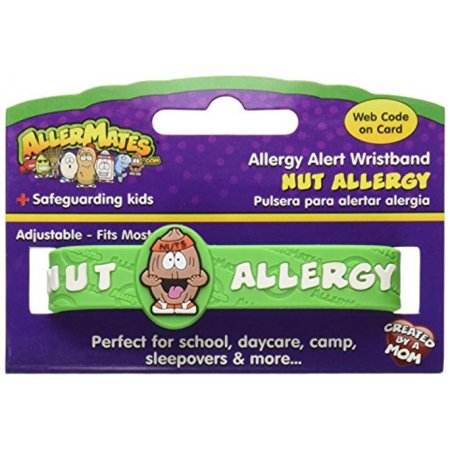One Direction Wristband - Awearables AllerMates  Allergy Alert Wristband, 1 ea