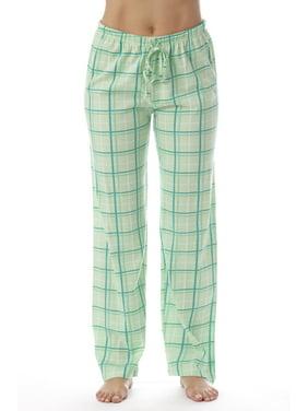 Just Love Women's and Women's Plus Plaid Pajama Pants