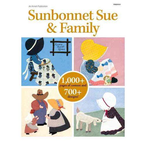 Sunbonnet Sue & Family