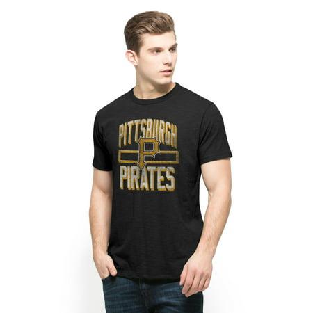Men's Pittsburgh Pirates Scrum Tee](Black Pirates)