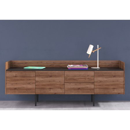 Tvilum unit sideboard with 3 doors and 2 drawers - Tvilum sideboard ...